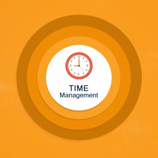 Time Management title slide