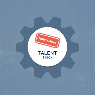 Talent Track title